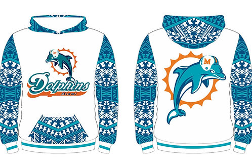 DOLPHINS WHITE
