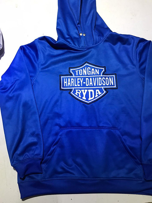 TONGAN HARLEY DAVIDSON RYDA BLUE