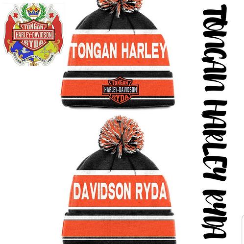 TONGAN HARLEY RYDA BEANIES