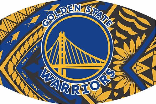 GOLDEN STATE WARRIORS MASKS