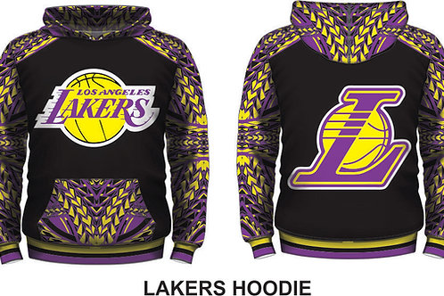 LAKERS BLACK