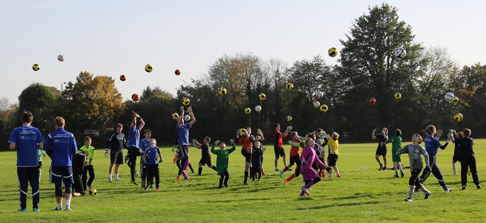 Goalkeeper Course