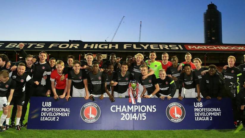 Charlton Athletic National Champions