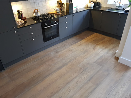 Quality flooring from Oak and Wood