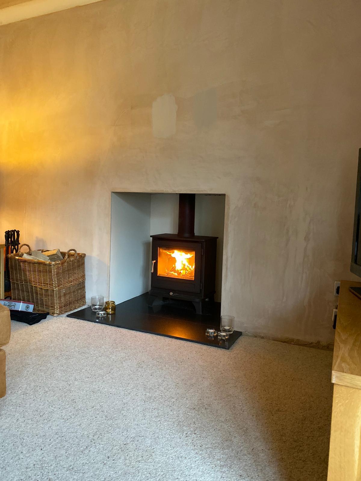 No Fireplace, No problem