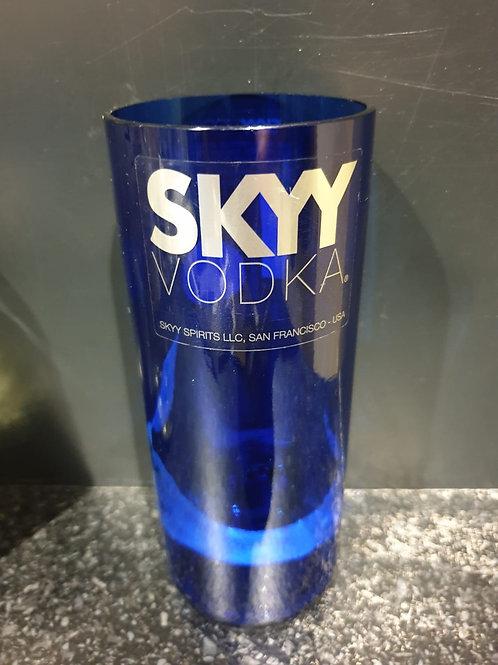 Skyy Vodka Vase