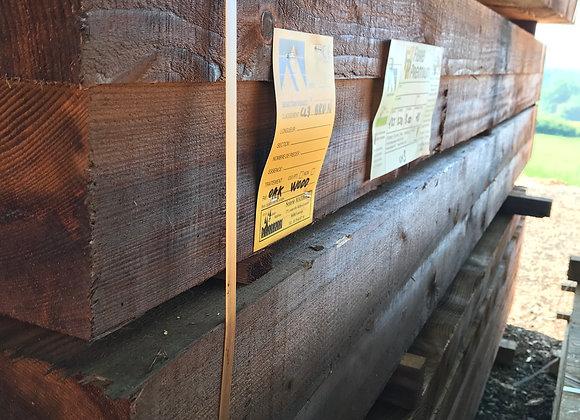 Softwood 250 x 150 x 2.6m