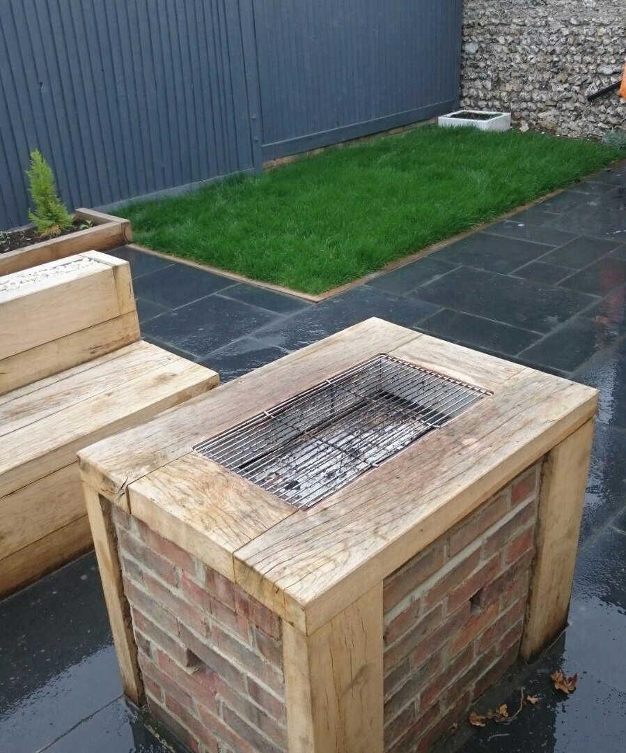 Garden Sleeper Projects