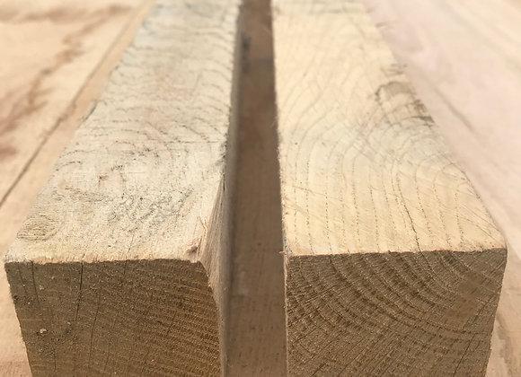 Oak Corner Pieces
