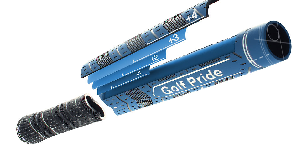 Golf Pride - MCC+4