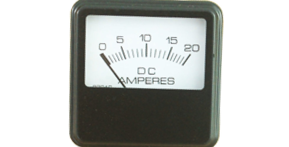 Ammeter 48 V.