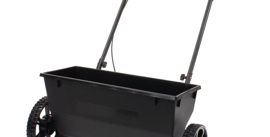 Step-Up Drop Spreader ( 50 lbs. )