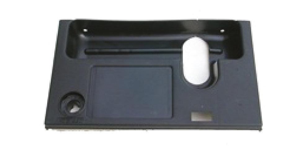 Dash Panel, Black Center