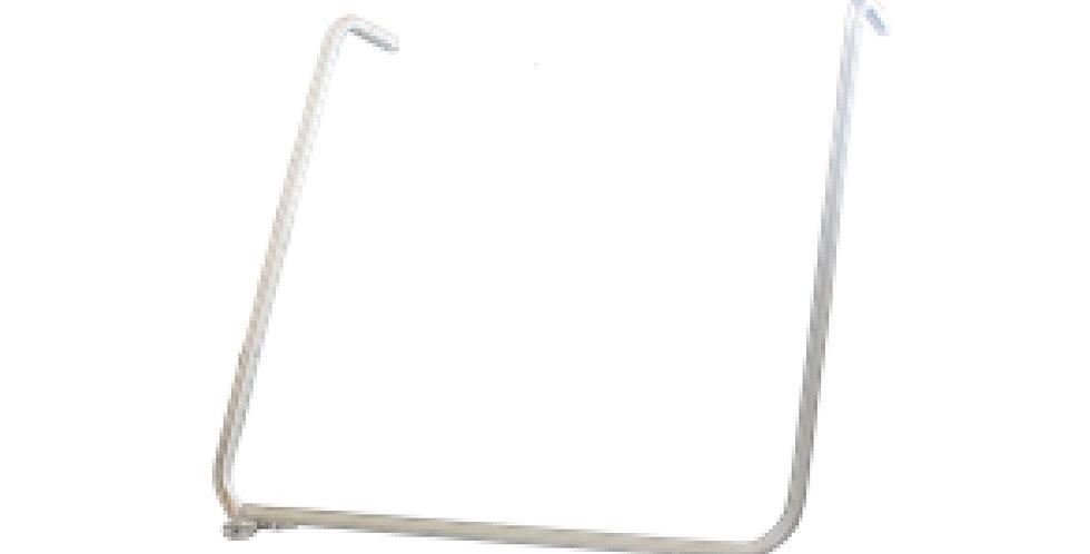 DS1999 : Windshield Frame (Aluminum)