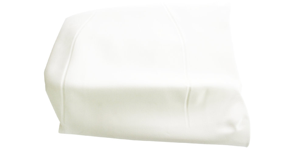 Back Seat Cover (White)