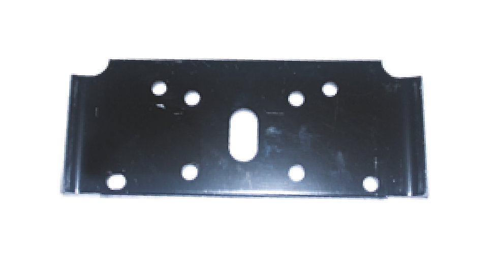 Plate, Spring Mounting