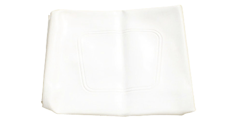 DS2000 UP : Bottom Seat Cover (White)
