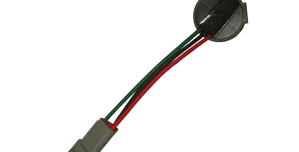 Sensor, Speed Motor GE, CC-IQ