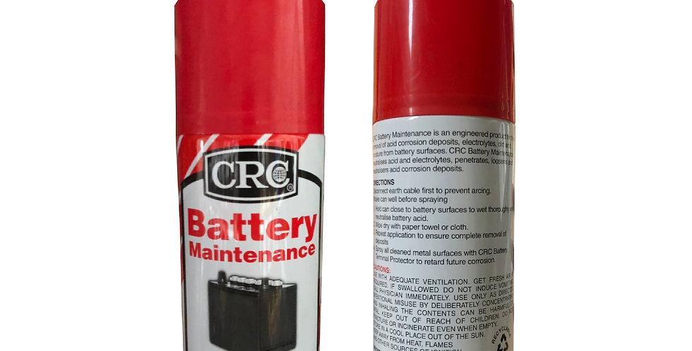 CRC Battery Maintenance