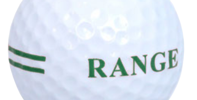 Range Ball ( 2 pcs )