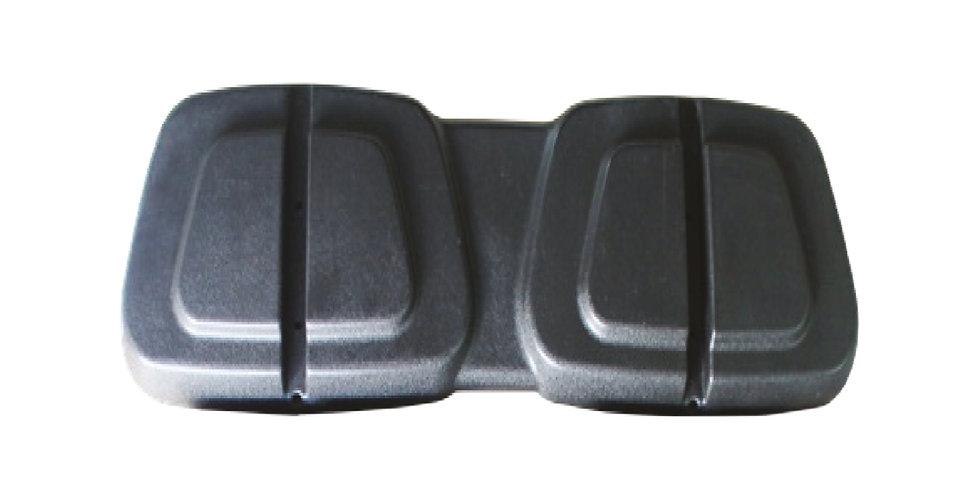 DS2000 UP : Seat Back Cap (Black)