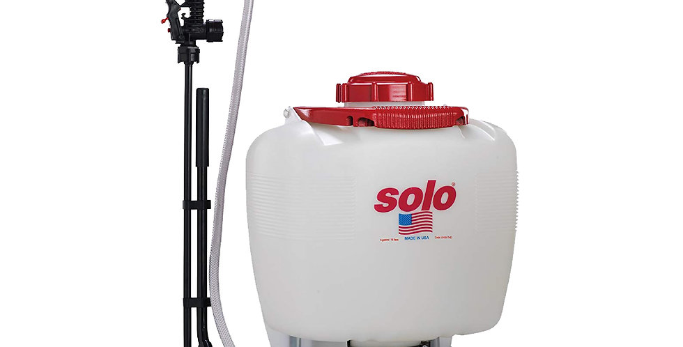 Solo - Diaphragm Pump Backpack Sprayer (4gal)