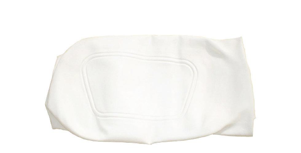 DS2000 UP : Back Seat Cover (White)