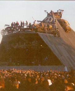 Glastonbury Pyramid Stage 1990