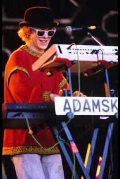 Adamski at Glastonbury