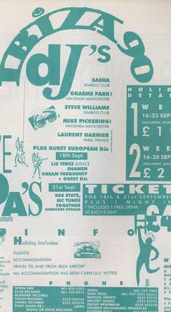 Ku Klub Ibiza 1990