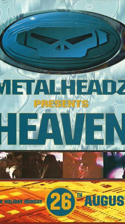 Metalheadz at Heaven, London 1996