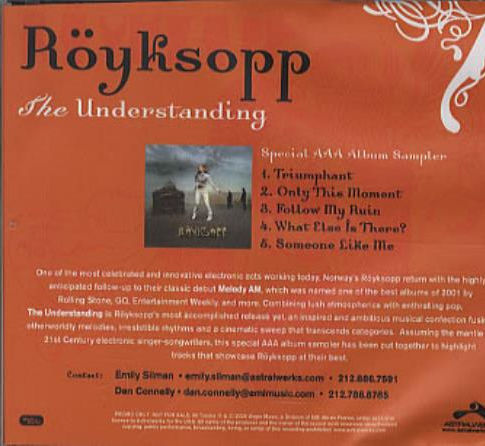 ROYKSOPP_THE+UNDERSTANDING+-+SPECIAL+AAA
