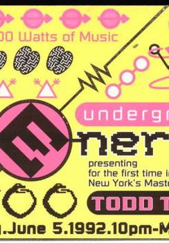 Energy Underground, 1992.jpg