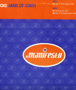 Manifesto Records had some huge UK hits in 1996