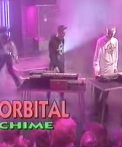 Orbital play Top Of The Pops