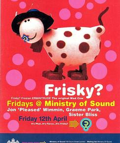 Frisky at Ministry of Sound