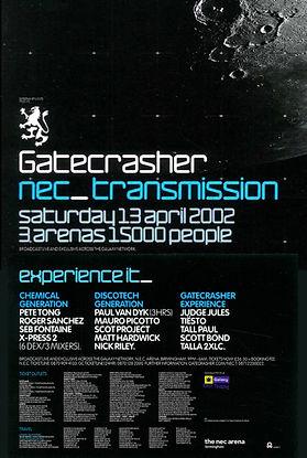 Gatecrasher NEC April.jpg