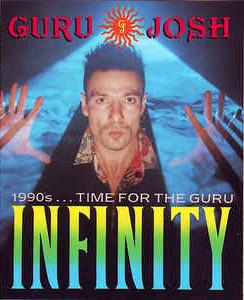 "Guru Josh releases the seminal ""Infinity"""