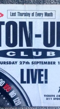 Kiss 100 Ton Up Club Live