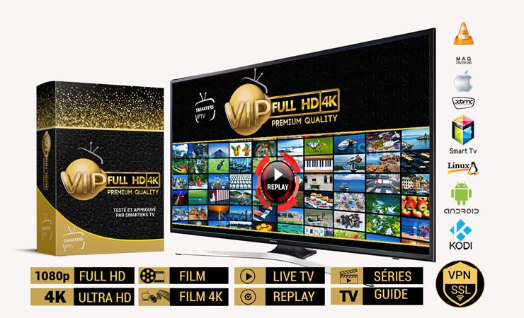 VIP - Full HD & 4K