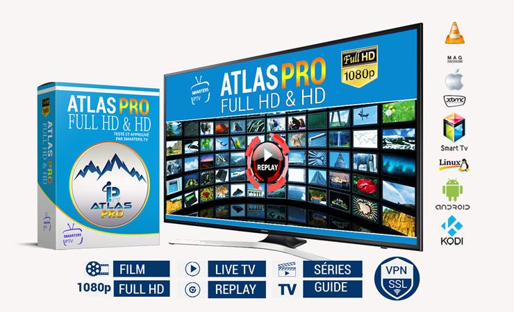 ATLAS Pro  Full HD-HD