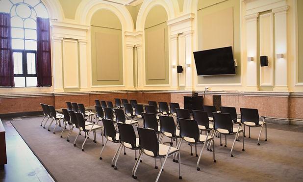 Memorial Hall - Meeting Room