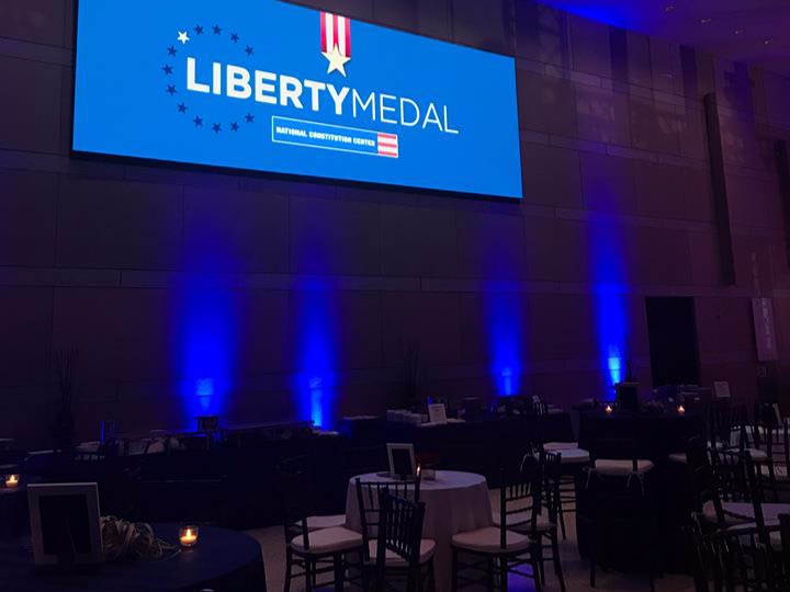 Liberty Medal Awards & Gala (Annual)