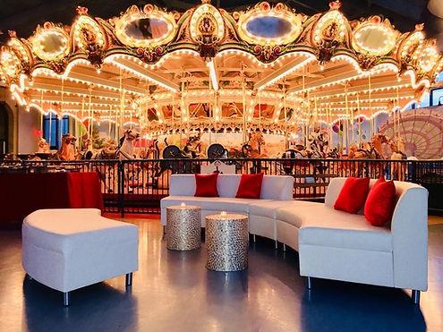Memorial Hall - Carousel House