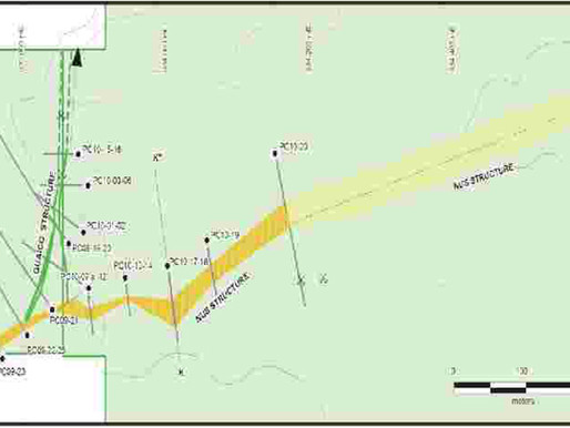 Antioquia Gold Drilling Confirms Guaico-Nus Prospect Potential in Colombia