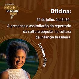 A presença e assimilação do repertório da cultura popular na cultura da infância brasileira