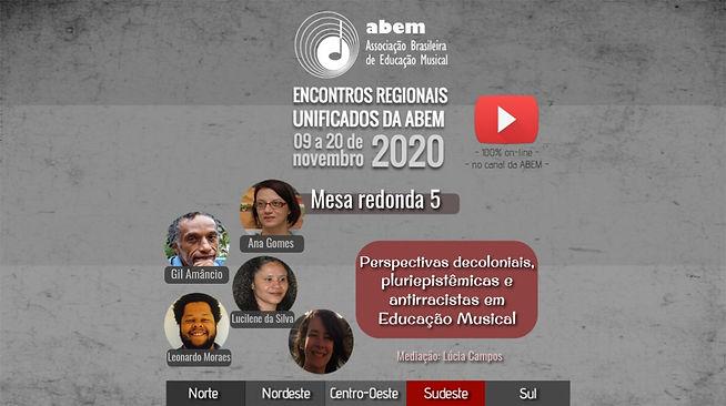 Perspectivas decoloniais, pluriepistêmicas e antirracistas na Educação Musical