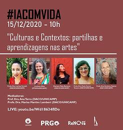 IA COMVIDA - Culturas e Contextos: partilhas e aprendizagens nas artes