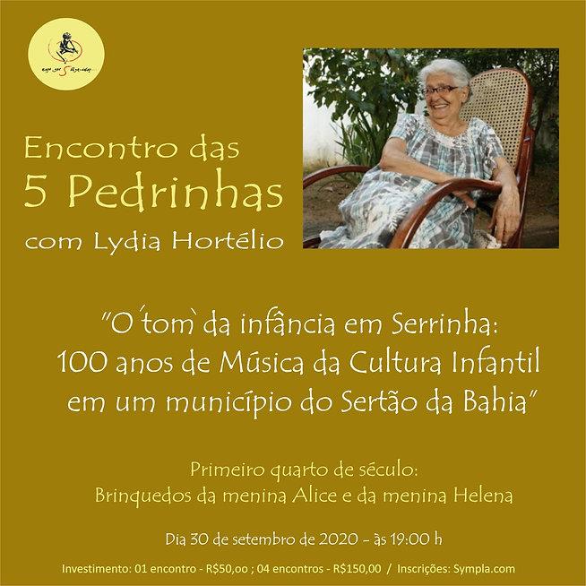 """O """"tom"""" da infância em Serrinha: 100 anos de Música da Cultura Infantil em um município do Sertão da Bahia"""