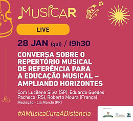 O Repertório Musical de Referência para a Educação Musical